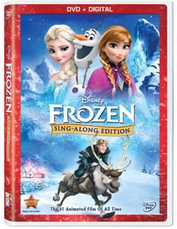 Frozen Sing along 2