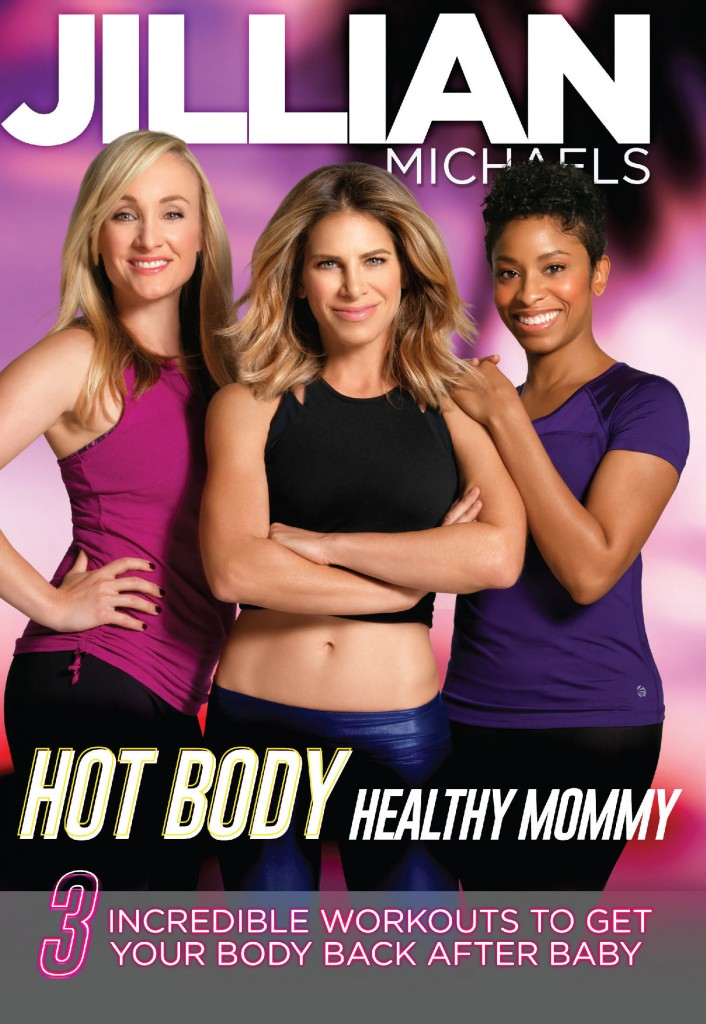 Jillian Michaels Hot Body, Healthy Mommy DVD 1