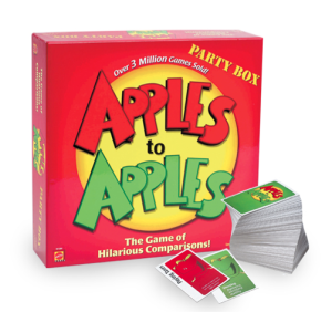 Apples to Apples Photo