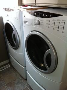 Stinky Washing Machine