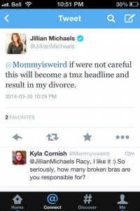 Jillian Tweet