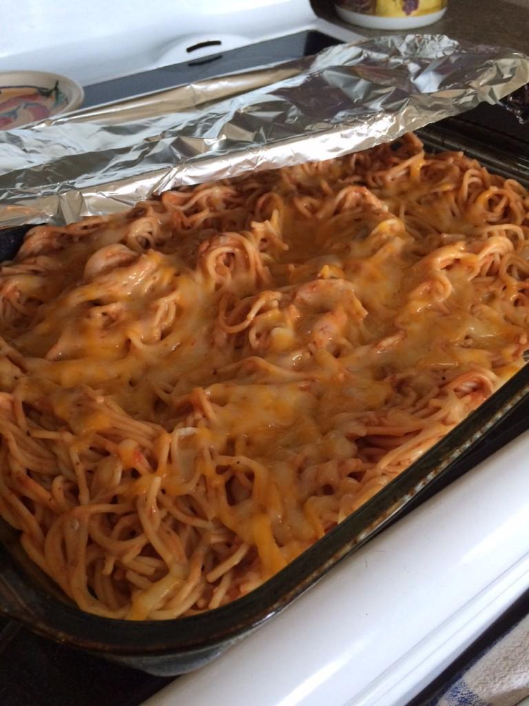 Spaghetti Mess