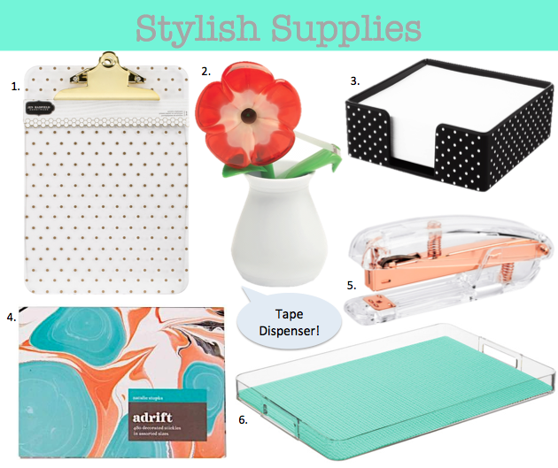 BTS Stylish Supplies
