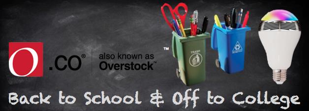 Overstock BTS